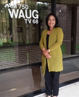 WAUG Interview – Photography on the Radio