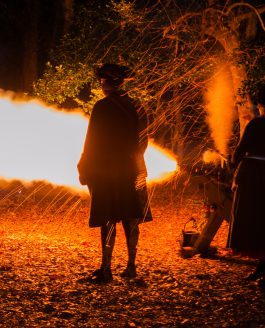 An 18th-Century Christmas: A living history event at Brunswick Town State Historic Site