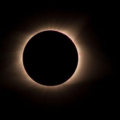 Solar Eclipse - Photo by Brenda Scott